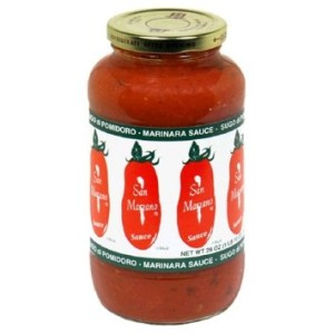 Deliciousness in a Jar! If you are going to buy your marinara in a jar, get a high quality product. Higher quality may equal higher cost but it will also equal higher nutritional content, less toxic ingredients, and a much higher flavor quality